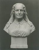 view Emma Willard [sculpture] / (photographed by De Witt Ward) digital asset number 1