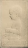 view John McClellan Mitchell [sculpture] / (photographed by De Witt Ward) digital asset number 1