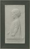 view Elizabeth Harriman [sculpture] / (photographed by De Witt Ward) digital asset number 1