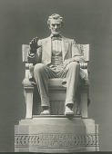 view Abraham Lincoln [sculpture] / (photographed by Louis H. Dreyer) digital asset number 1