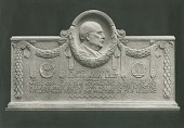 view Josiah Kirby Lilly Memorial Plaque [sculpture] / (photographed by Louis H. Dreyer) digital asset number 1