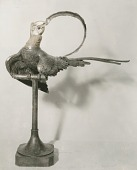 view Our Macaw Preens [sculpture] / (photographed by Peter A. Juley & Son) digital asset number 1