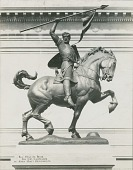view El Cid Campeador [sculpture] / (photographer unknown) digital asset number 1