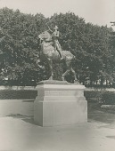 view Joan of Arc [sculpture] / (photographer unknown) digital asset number 1