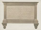 view World War Memorial Tablet [sculpture] / (photographed by A. B. Bogart) digital asset number 1