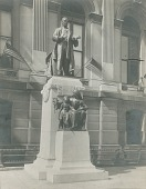 view William McKinley [sculpture] / (photographer unknown) digital asset number 1
