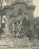 view The Battle of Princeton (front view) [sculpture] / (photographed by De Witt Ward) digital asset number 1