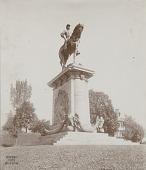 view Major General George B. McClellan [sculpture] / (photographed by Joseph Hawkes) digital asset number 1