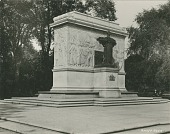 view Soldiers and Sailors Monument (front) [sculpture] / (photographed by Knapp) digital asset number 1