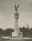 view Civil War Monument [sculpture] / (photographer unknown) digital asset number 1
