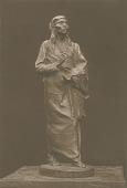 view Navajo Indian Orator, [sculpture] / (photographer unknown) digital asset number 1