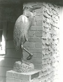 view Goliath Heron [sculpture] / (photographer unknown) digital asset number 1