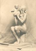 view Little Brother [sculpture] / (photographed by De Witt Ward) digital asset number 1