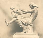 view Playfulness [sculpture] / (photographed by De Witt Ward) digital asset number 1