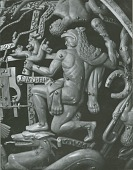 view Celestial Sphere (detail - Hercules) [sculpture] / (photographed by Walter J. Russell) digital asset number 1
