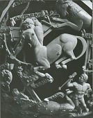 view Celestial Sphere (detail - Sagitarius) [sculpture] / (photographed by Walter J. Russell) digital asset number 1