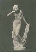view Girl Drinking from a Shell [sculpture] / (photographed by Louis H. Dreyer) digital asset number 1