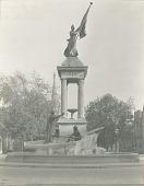 view Francis Scott Key Monument [sculpture] / (photographed by Detroit Publishing Company) digital asset number 1