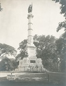 view Soldiers' and Sailors' Monument [sculpture] / (photographed by Detroit Publishing Company) digital asset number 1