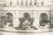 view The Court of Neptune Fountain (front view) [sculpture] / (photographed by Harting) digital asset number 1