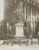 view Benjamin Franklin [sculpture] / (photographed by Joseph Hawkes) digital asset number 1