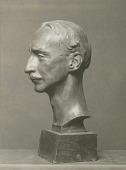 view Head of a Man [sculpture] / (photographed by De Witt Ward) digital asset number 1