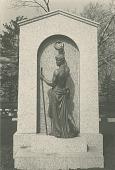 view Pilgrim at the Eternal Gate [sculpture] / (photographer unknown) digital asset number 1