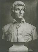 view Daniel Boone [sculpture] / (photographed by De Witt Ward) digital asset number 1