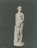 view Greek Slave [sculpture] / (photographed by Detroit Publishing Company) digital asset number 1