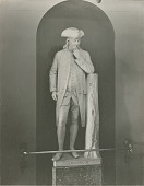 view Benjamin Franklin [sculpture] / (photographed by Leet Brothers) digital asset number 1