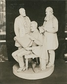view The Council of War [sculpture] / (photographer unknown) digital asset number 1