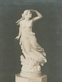 view The Lost Pleiad [sculpture] / (photographed by Detroit Publishing Company) digital asset number 1