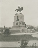 view General William Tecumseh Sherman Monument [sculpture] / (photographed by Paul Thompson) digital asset number 1