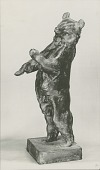view Performing Bear [sculpture] / (photographer unknown) digital asset number 1