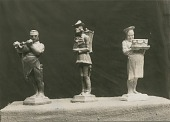 view The Butcher, the Baker, and the Candlestick Maker [sculpture] / (photographer unknown) digital asset number 1