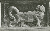 view Cat Relief [sculpture] / (photographer unknown) digital asset number 1