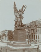 view Confederate Soldiers and Sailors Monument [sculpture] / (photographed by James F. Hughes) digital asset number 1