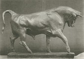 view Smithtown Bull [sculpture] / (photographed by De Witt Ward) digital asset number 1