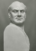 view Caruso [sculpture] / (photographed by De Witt Ward) digital asset number 1