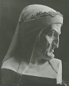 view Dante [sculpture] / (photographed by De Witt Ward) digital asset number 1