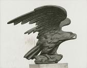 view American Eagle [sculpture] / (photographed by Reuben Goldberg) digital asset number 1