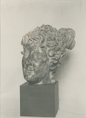 view Head of the Nymph [sculpture] / (photographer unknown) digital asset number 1