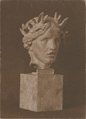 view Head of Victory [sculpture] / (photographer unknown) digital asset number 1