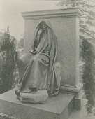 view Adams Memorial [sculpture] / (photographer unknown) digital asset number 1