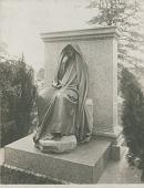 view Adams Memorial [sculpture] / (photographed by Leet Brothers) digital asset number 1