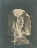 view Head (Adams Memorial) [sculpture] / (photographed by De Witt Ward) digital asset number 1