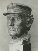 view Admiral David Glasgow Farragut [sculpture] / (photographer unknown) digital asset number 1