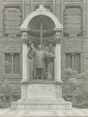 view Phillips Brooks Monument [sculpture] / (photographed by Halliday Historic Photograph Co.) digital asset number 1