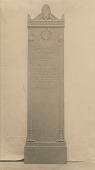 view Whistler Memorial [sculpture] / (photographed by De Witt Ward) digital asset number 1