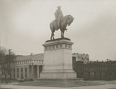 view Washington at Valley Forge [sculpture] / (photographed by Joseph Hawkes) digital asset number 1